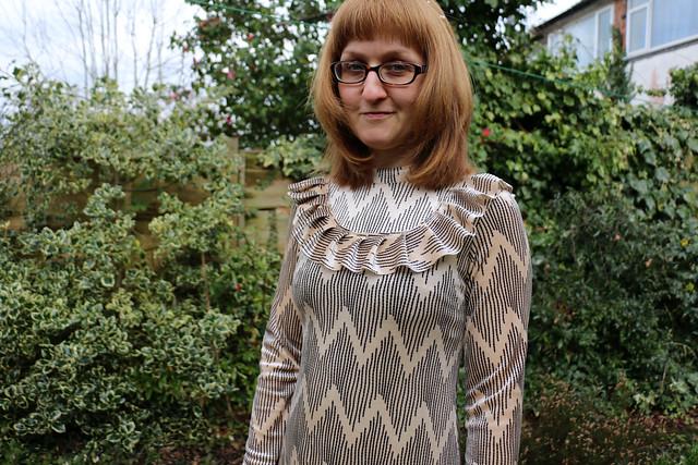 Tilly & the Buttons Freya Dress