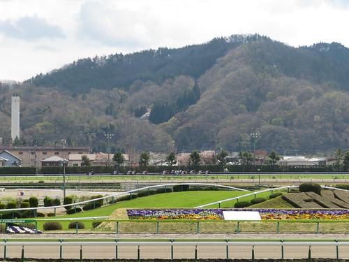 福島競馬場の近くにあるあぶくまクリーンセンター