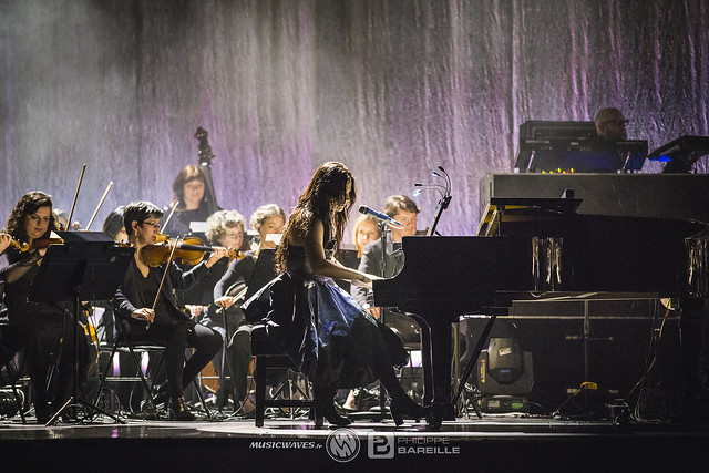 Evanescence @ Le Grand Rex, Paris | 28/03/2018