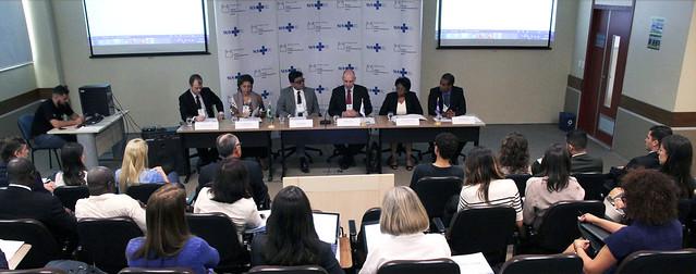 18.04.Redes CPLP em Saúde VIH/SIDA, Malária e Tuberculose reúniram em Brasília