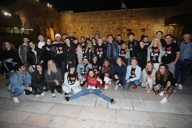 Official Photos form Israel Calling 2018 Jerusalem Old Town