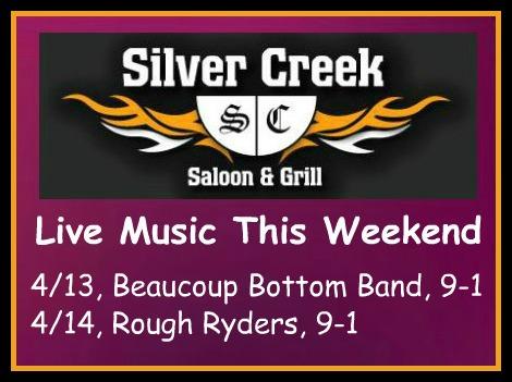 Silver Creek Poster 4-13-18