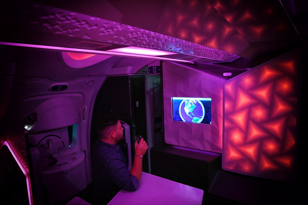 Virgin Atlantic Upper Class 49