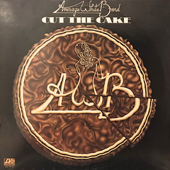 AVERAGE WHITE BAND:CUT THE CAKE(JACKET A)