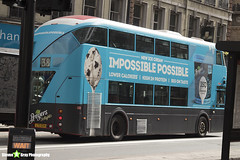 Wrightbus NRM NBFL - LTZ 1224 - LT224 - Breyers Delights - Clapton Pond 38 - Arriva London - London 2018 - Steven Gray - IMG_7830