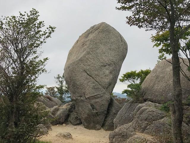 仙ヶ岳 東峰 仙ノ石