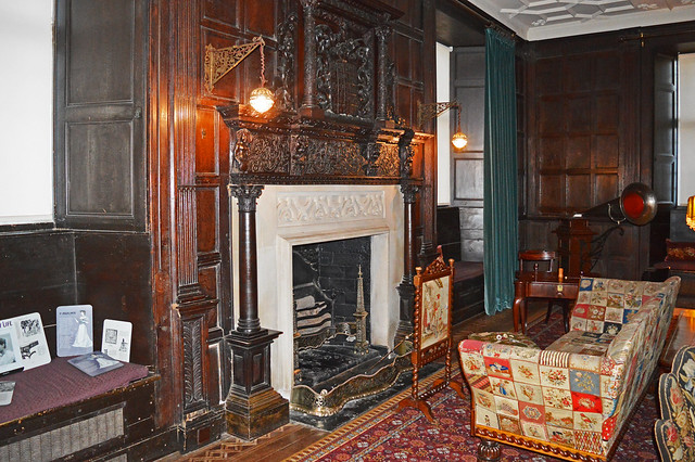 St Fagan's Castle - Withdrawing room