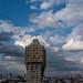 Gian Floridia posted a photo:Milano, il Duomo e la Torre Velasca