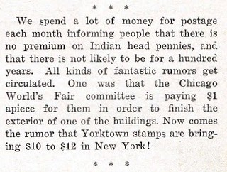 Hobbies, Feb 1932, p11 Indian Cent premiums