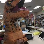 Dinosaur at Jamestown