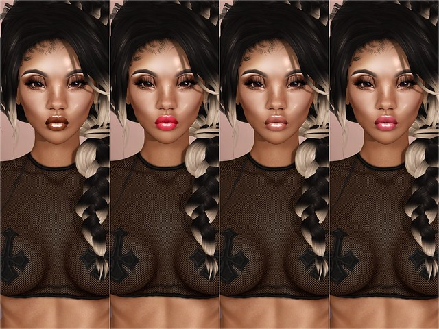 E. Vary - Intense3 Lipstick [Catwa]