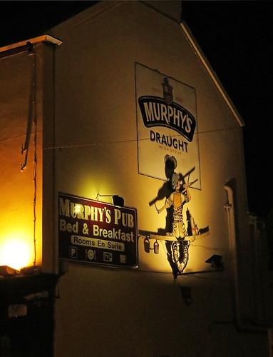 Murphy's Pub and B&B in Dingletown, Ireland