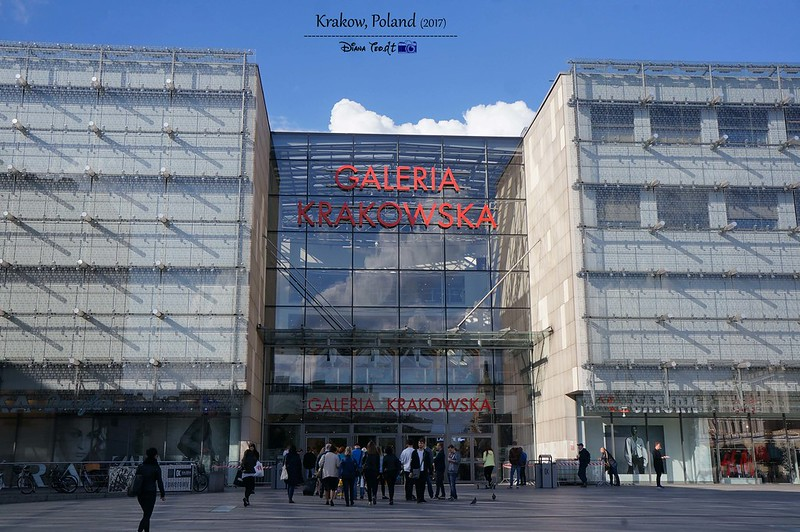 2017 Europe Krakow Galeria Krakowska