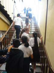 Charla de similacros de Evacuación