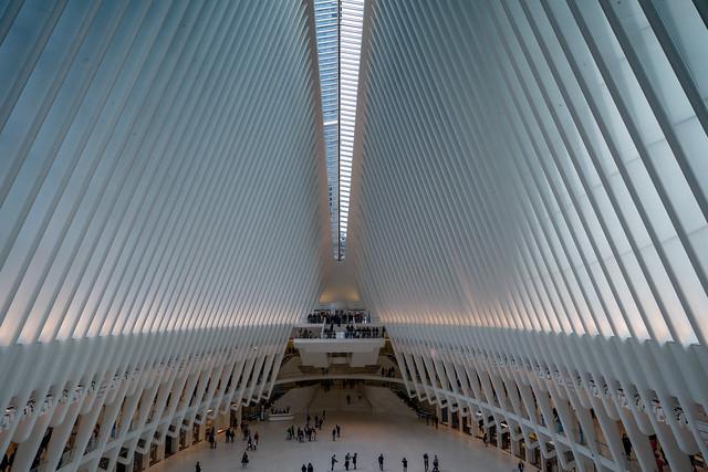Oculus Manhattan