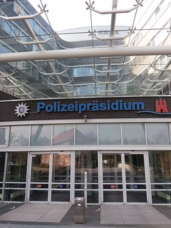 Polizeipräsidium Hamburg