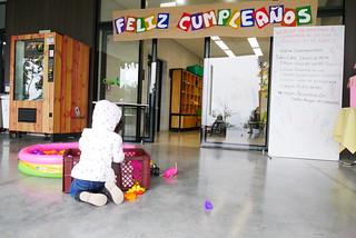 Primer cumpleaños Biblioteca El Poblado