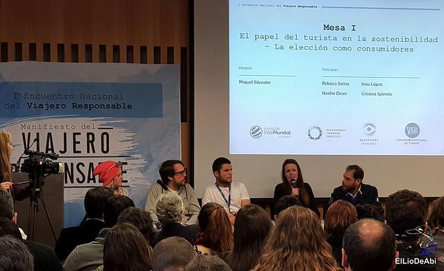Primer Encuentro nacional de viajeros responsables durante un fin de semana en León 21