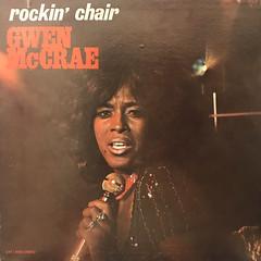 GWEN MCCRAE:ROCKIN' CHAIR(JACKET A)
