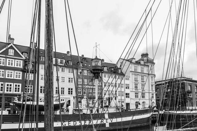 Denmark - Copenhagen - Nyhavn