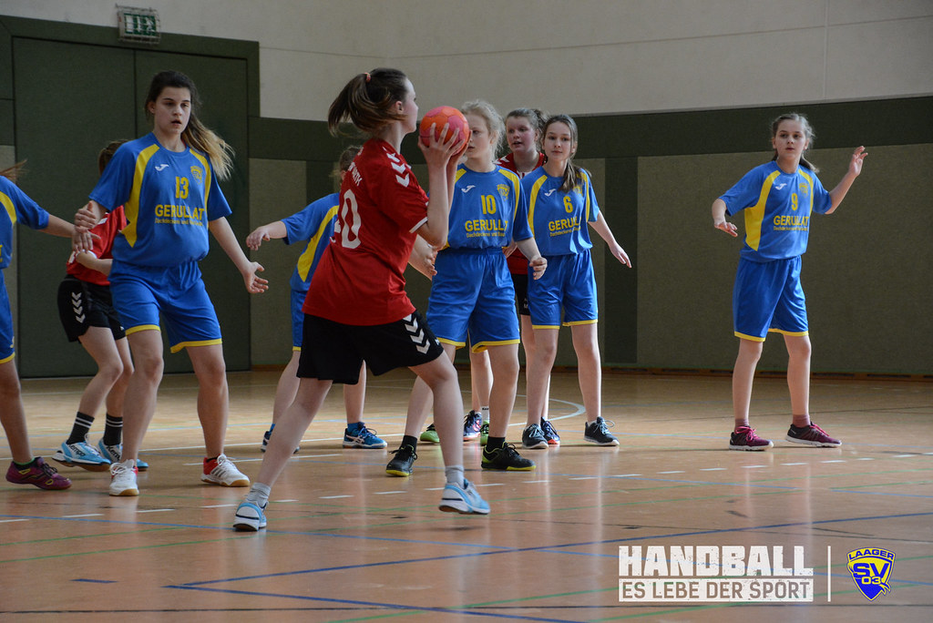 20180317 Laager SV 03 Handball wJD - Bezirkspokal BHV Nord (128)