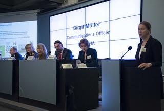 20/03/2018 - 11:45 - Campaign Partnership Meeting Brussels, 20 March 2018  Birgit Müller, Communications Officer, EU-OSHA