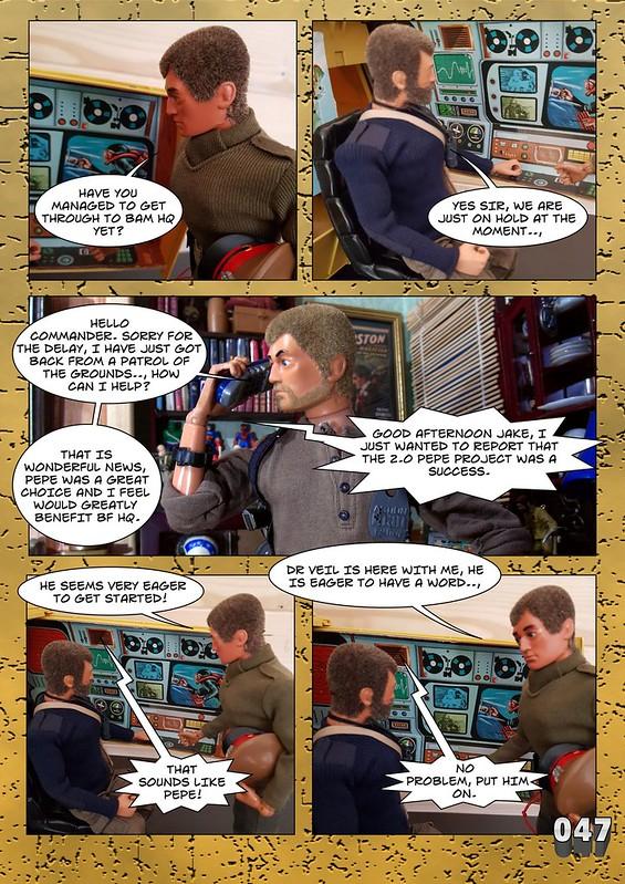 Bamcomix - An old face returns - Chapter Four - Pepe 2.0 40045592765_986a0d248e_c
