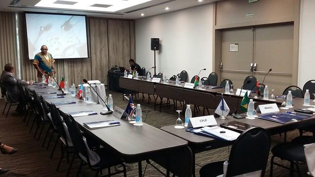 """18.03. Seminário Internacional """"Sustentabilidade dos Programas de Alimentação Escolar nos Países da CPLP"""""""
