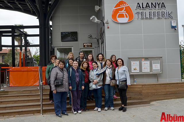 Antalya Basın Yayın Enformasyon İl Müdürlüğü 8 Mart Dünya Kadınlar Günü Alanya Gezisi -2