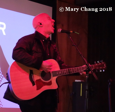 Midge Ure at German Haus Wednesday at SXSW 2018