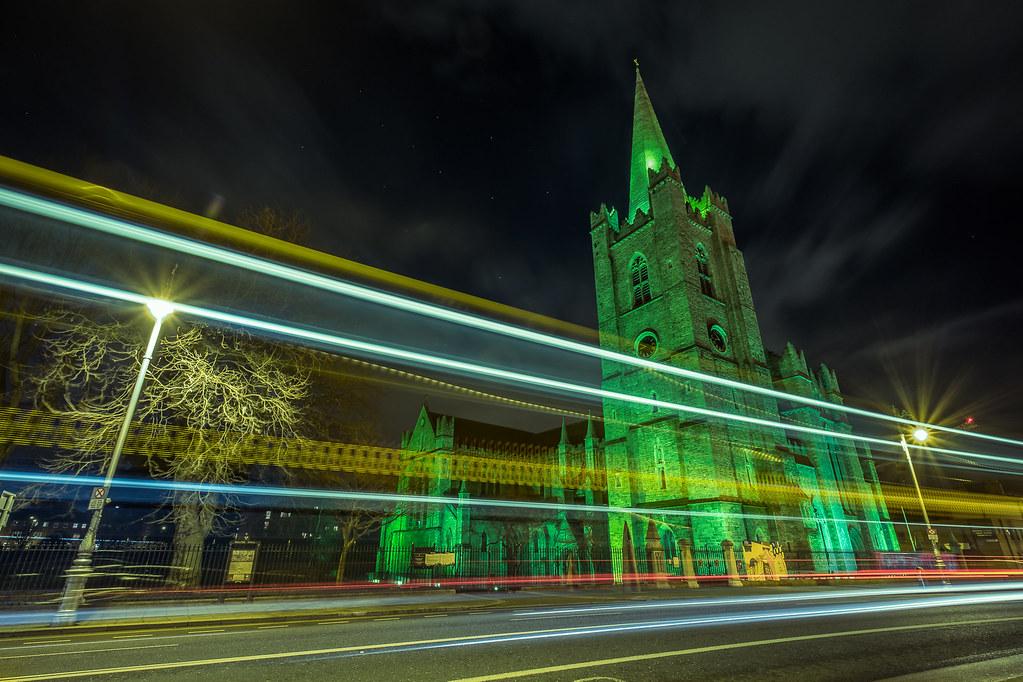 St. Patrick Cathedral - Dublin, Ireland - Travel photography