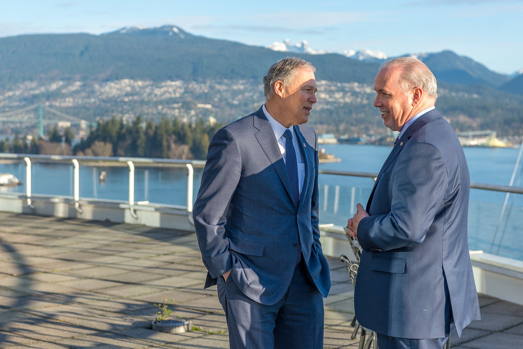 As part of ongoing efforts to strengthen the partnership between British Columbia and Washington state, the B.C. government will help fund a study of a potential ultra-high-speed corridor service connecting Vancouver with Seattle, Portlandand beyond.
