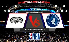 San Antonio Spurs-Minnesota Timberwolves Mar 17 2018
