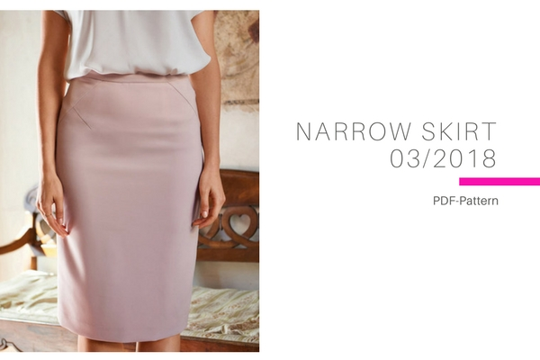 Narrow Skirt