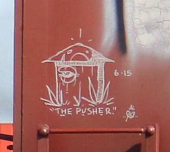 SOAK, The Pusher, Stevens Point Yard, 25 Mar 18