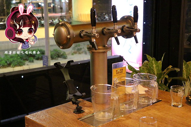 市民大道‧bEEru 啤調客精釀啤酒屋自助式拉霸啤酒066