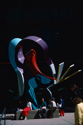 Sculpture - Kodachrome - 1987