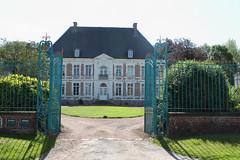 Le château de Bavincourt - Photo of Warluzel