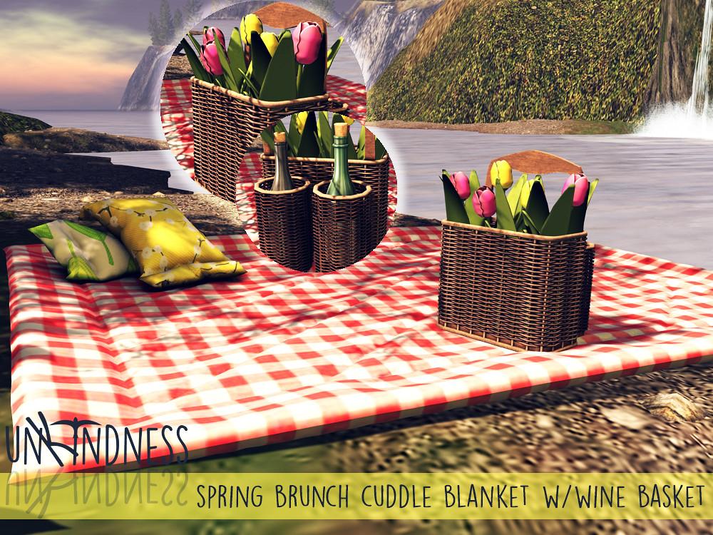 uK - Spring Brunch Set - LoR Hunt - TeleportHub.com Live!