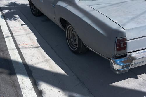 Grey Automobile