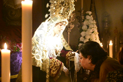 Oración Besamano Virgen de los Dolores