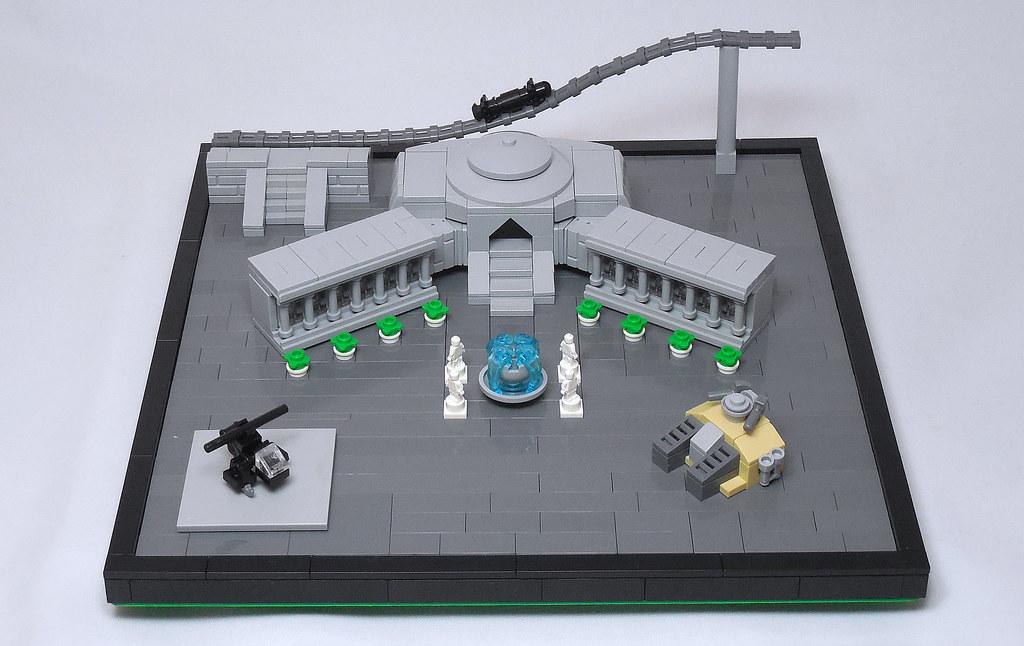LEGO® MOC by Vitreolum: Capital Building