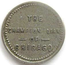 Champion Liar of Chicago reverse
