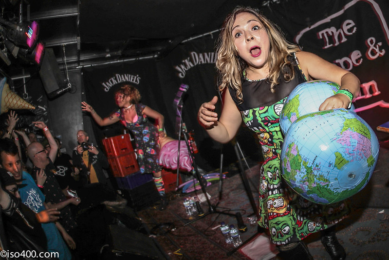 Daphne and Celeste at the Brighton Hope 30th Mar 2018 pic by mike burnell-1818