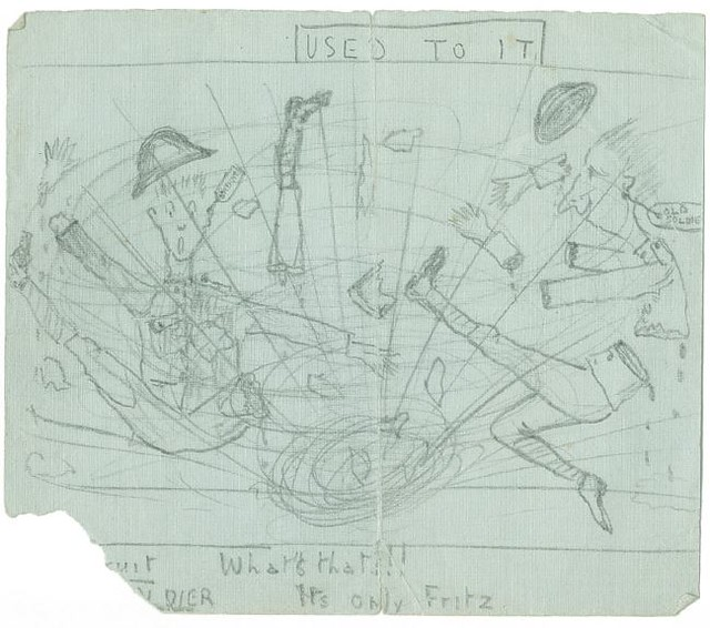 World War I: LGS sketches