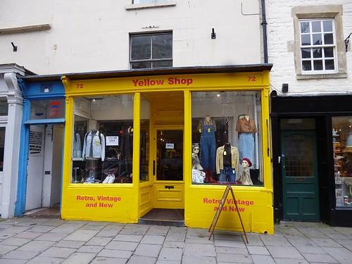 Yellow Shop 1
