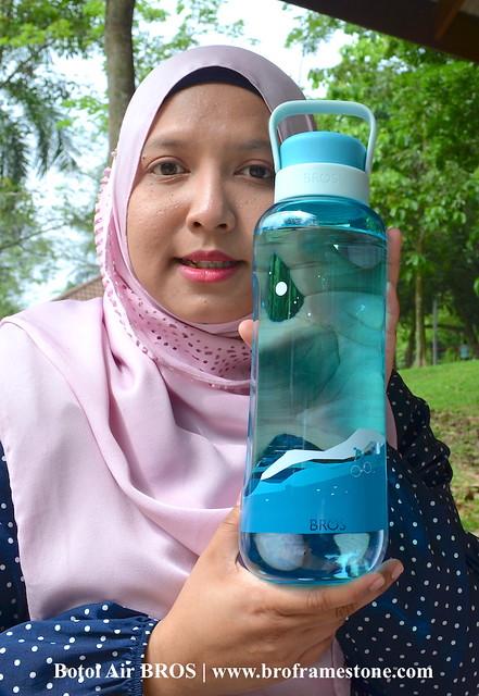 Botol Air Jenama BROS