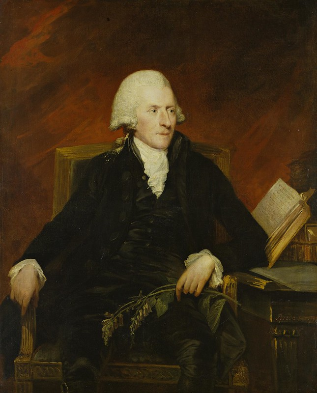 Carl Fredrik von Breda - The English Physician William Withering (1792)