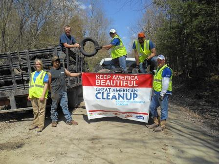 Great American Cleanup of PA