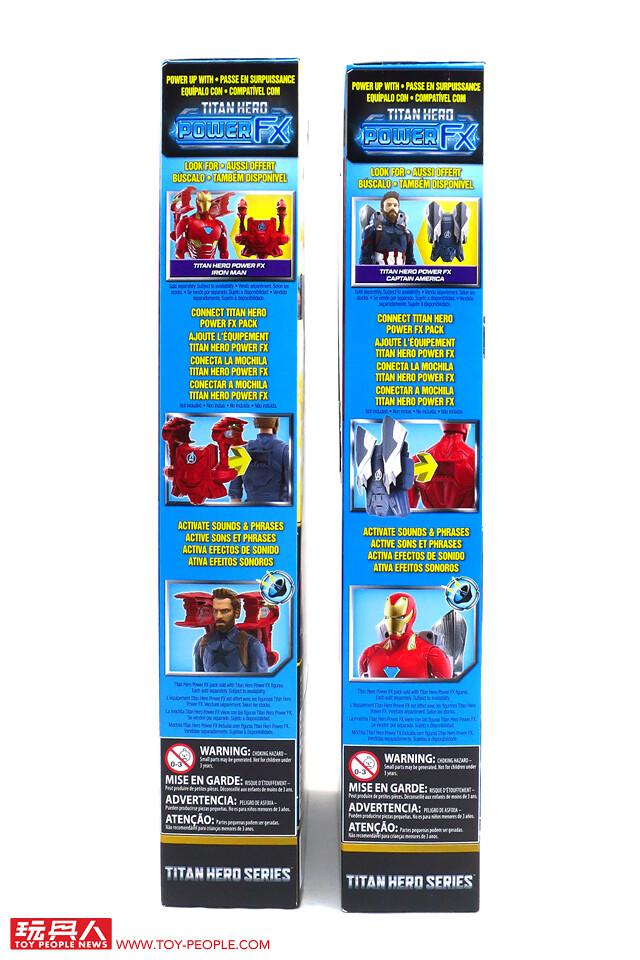 復仇者們、集合開戰囉! 孩之寶漫威復仇者聯盟電影12吋泰坦英雄 & MISSION TECH鋼鐵人 開箱報告